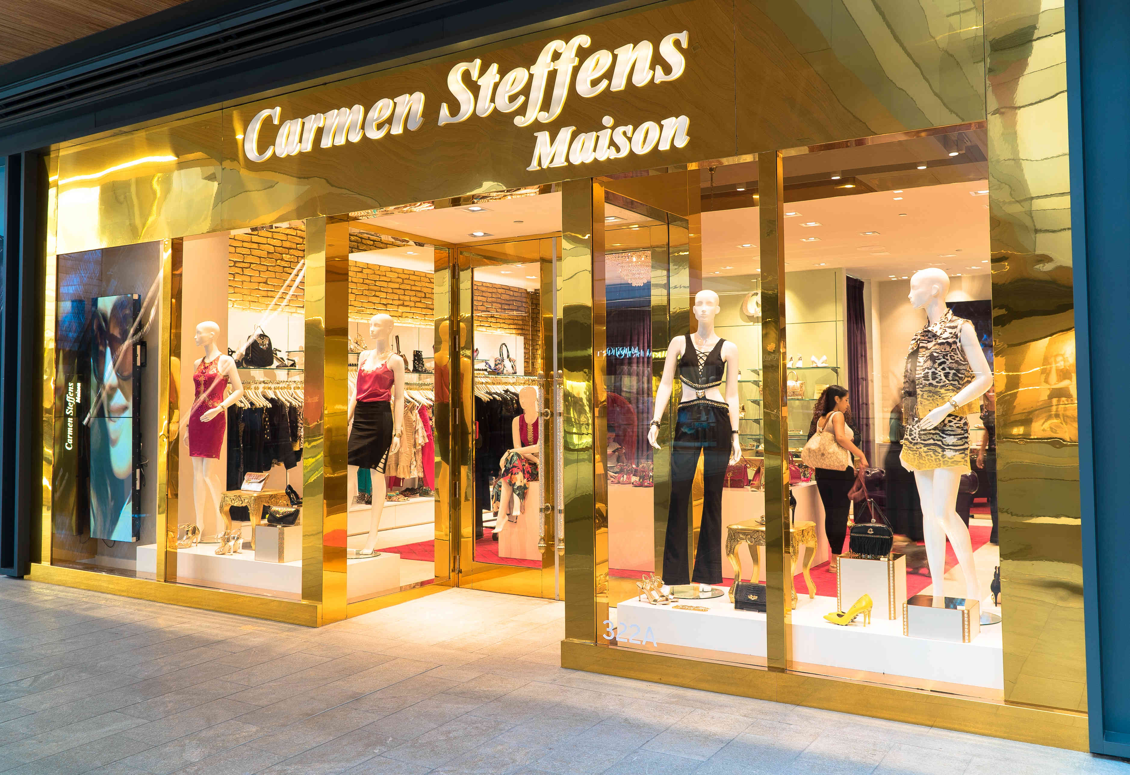 c3c4b1f13 Located in one of Miami's most luxurious commercial centers, the Brickell  City Centre, the Carmen Steffens Flagship Store gathers the latest trends  from ...